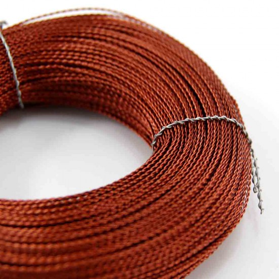 Double Strand Copper Steel Wire (100m/1roll)