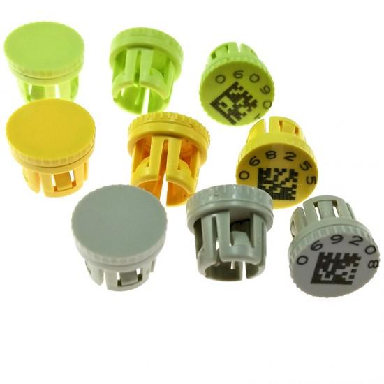 QR Code Meter Security Seal SL-03E  (Pack of 100pcs)