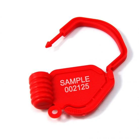 New Plastic Padlock Security Seals (Pack of 1000)