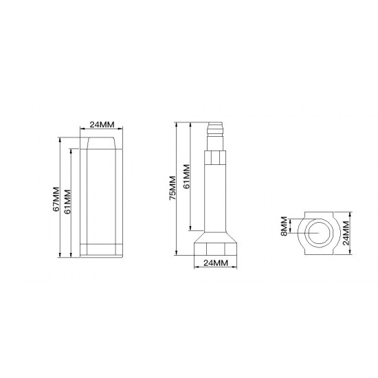 ZC-10K RFID Container Bolt Seal