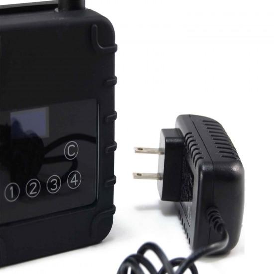 GPS Logistic Intelligent Lock ZC-ZNS001