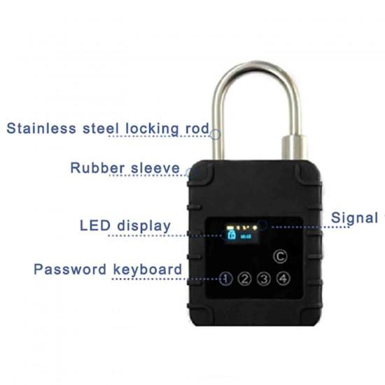 GPS Logistic Intelligent Lock ZC-ZNS001(1Pcs)